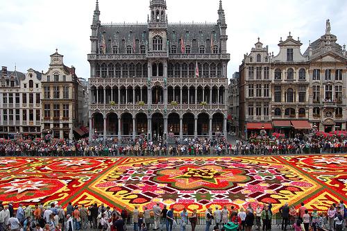 Туры на майские праздники 2015 в бельгию