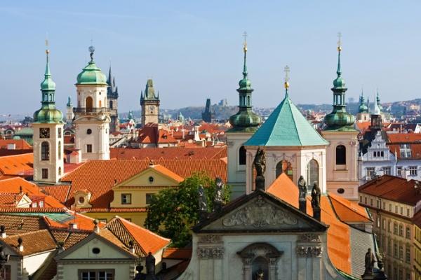 Чехия, Прага  - что я там жил :)
