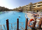 ХУРГАДА (Сома Бэй). Amwaj Blue Beach Resort & Spa Abu Soma 5*